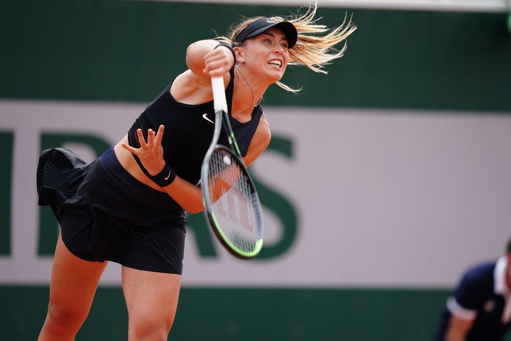 Paula Badosa, Roland-Garros 2021 second round