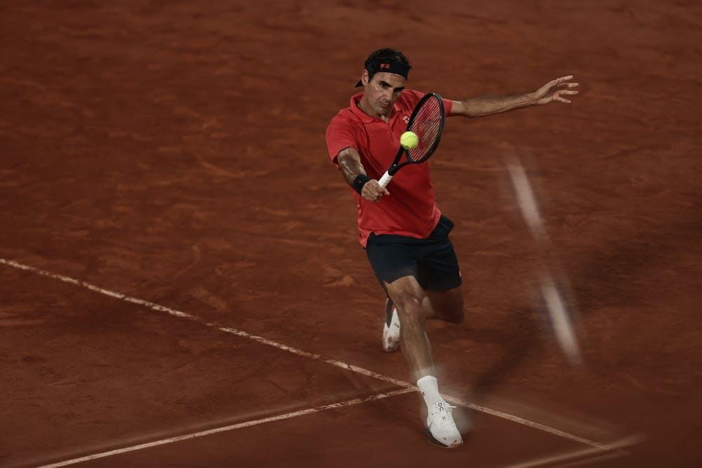 Roger Federer Roland Garros 2021