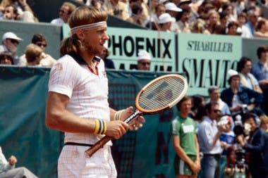 Björn Borg Roland-Garros 1978.