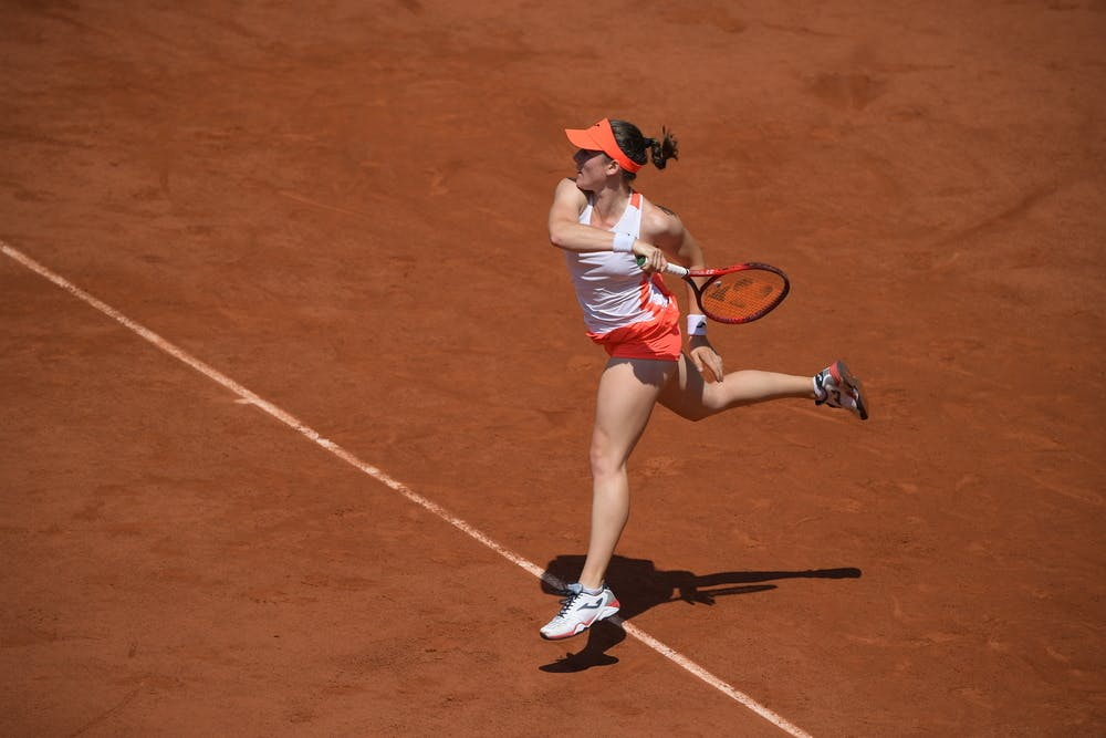 Tamara Zidansek - Quarts de finale Roland-Garros 2021