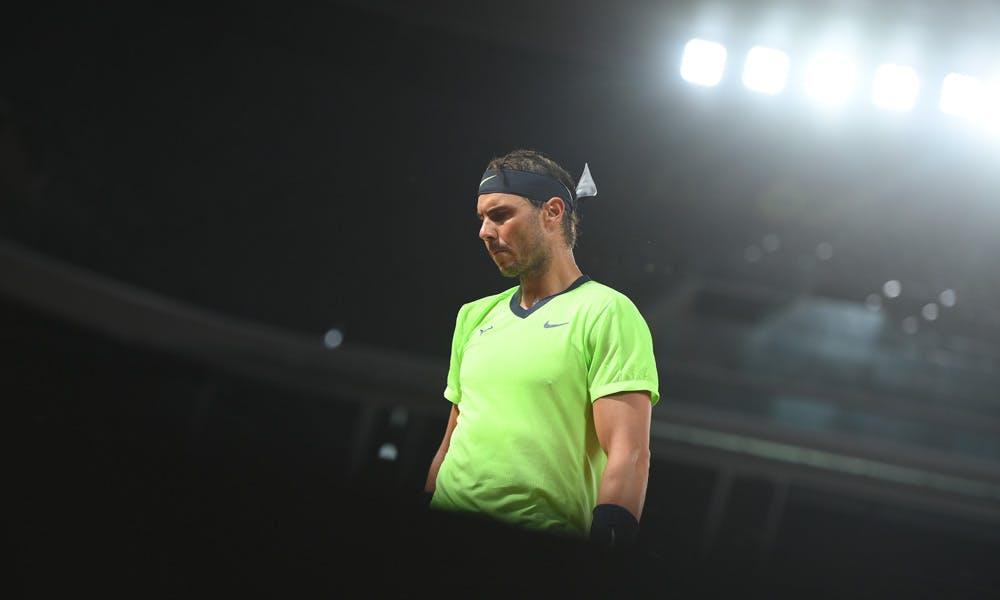 Rafael Nadal Roland Garros 2021 second round