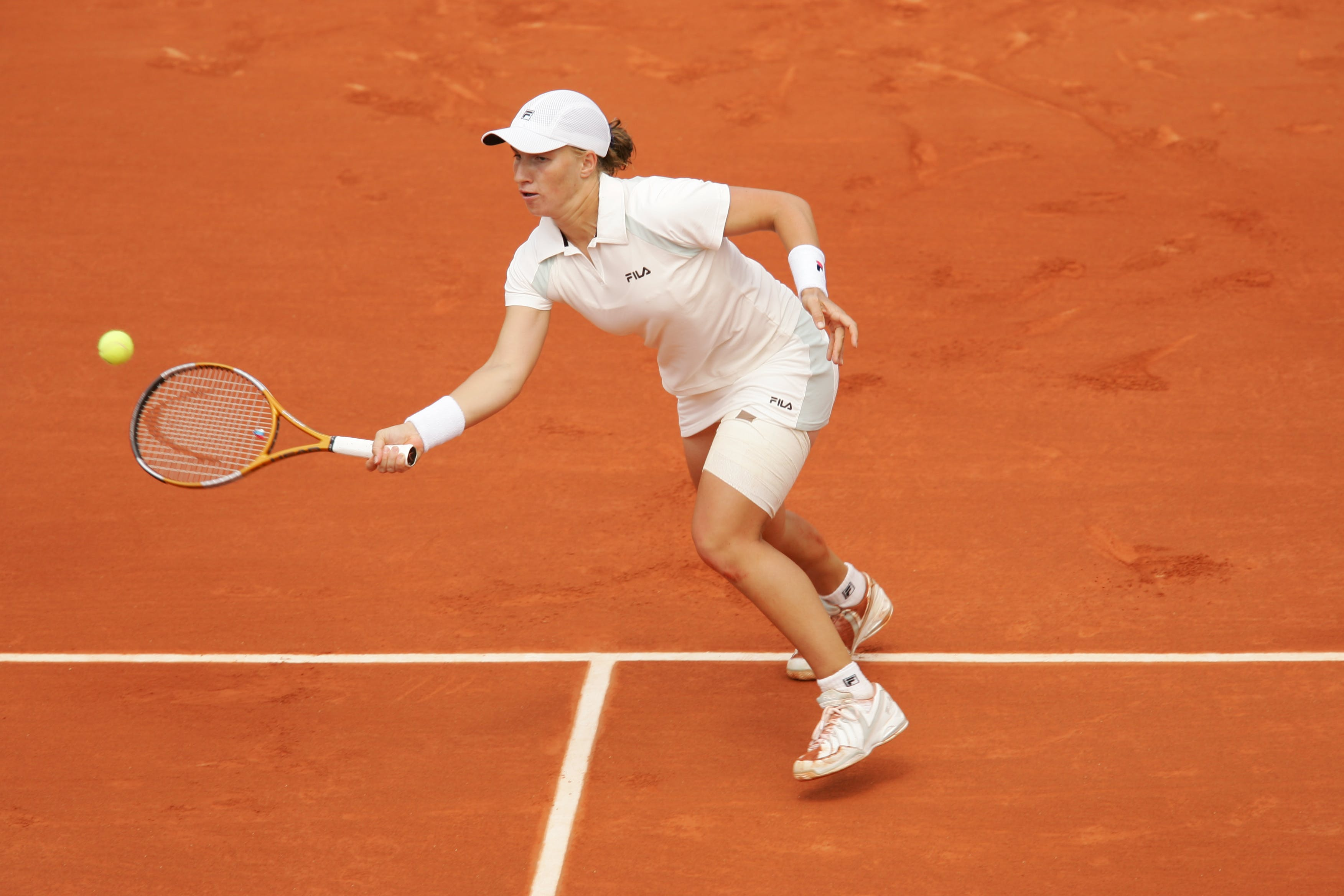 Svetlana Kuznetsova Roland-Garros 2005