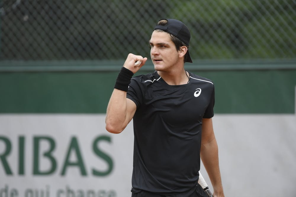 Thiago Seyboth Wild is the top seed of men's qualifying this year in Paris.