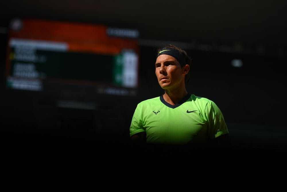 Rafael Nadal, Roland-Garros 2021, last 16