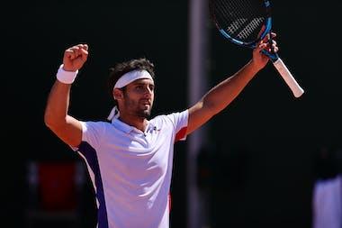 Carlos Taberner, Roland-Garros 2021