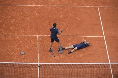 Mahut Herbert champions Roland-Garros 2018