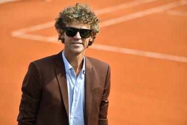 Gustavo Kuerten at Roland-Garros 20&!