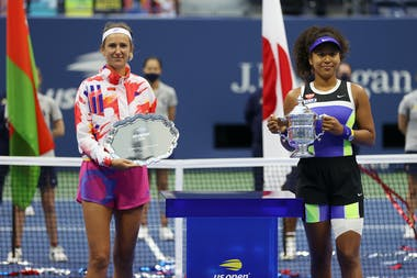 Azarenka Osaka US OPen 2020 final