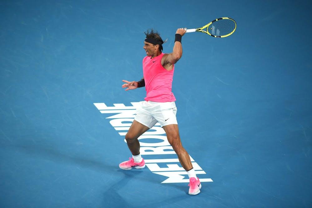Rafael Nadal Open d'Australie 2020