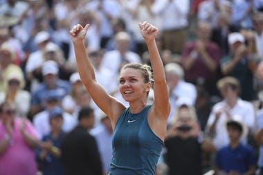 Simona Halep, Roland Garros final 2018