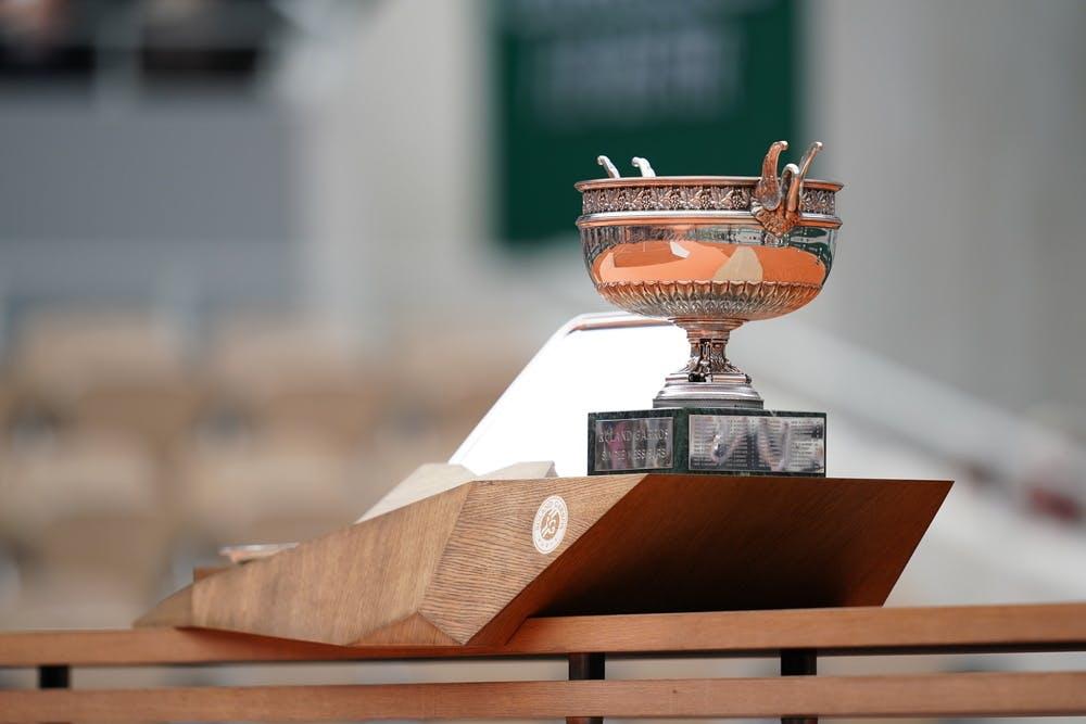 La Coupe des Mousquetaires à Roland-Garros 2019.