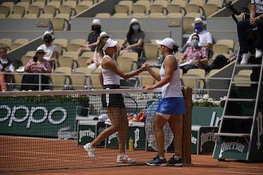 Linette Barty Roland-Garros 2021