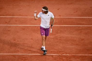 Tsitsipas Roland-Garros 2021
