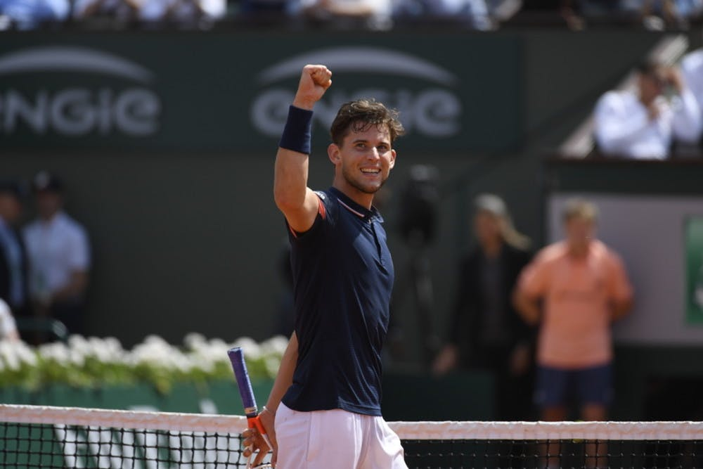 Roland-Garros 2018, demi-finale, semi-final, Dominic Thiem
