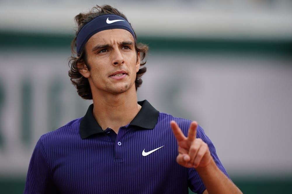 Lorenzo Musetti / Roland-Garros 2021