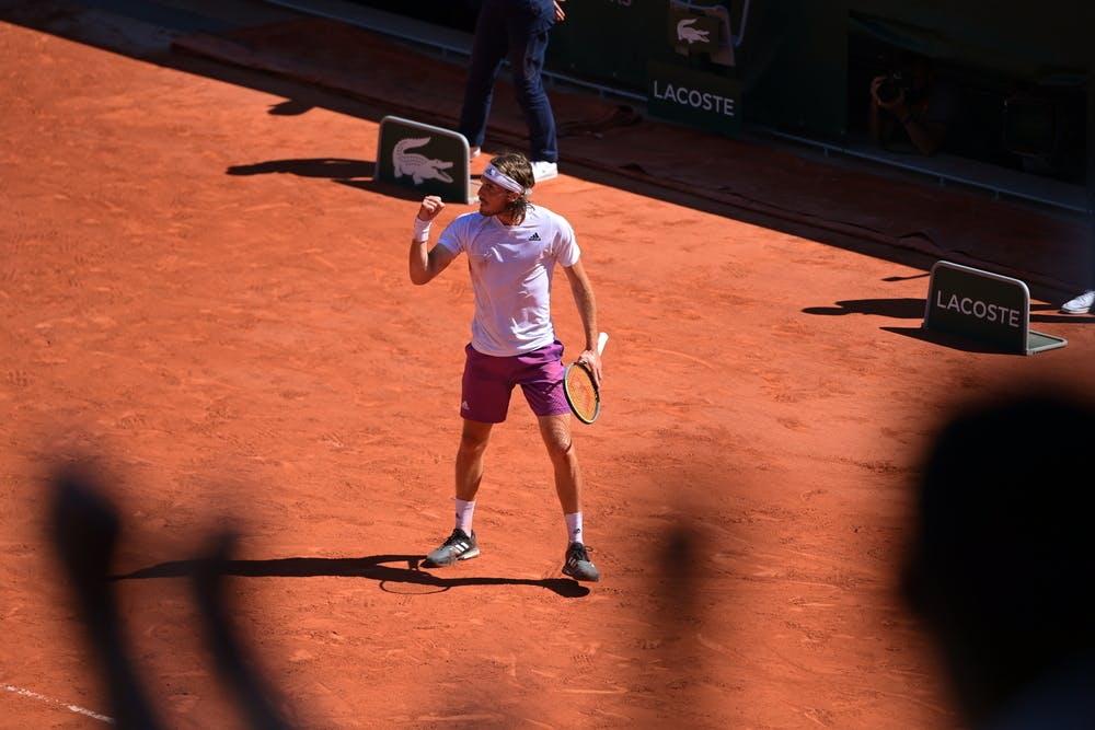 Stefanos Tsitsipas, Roland-Garros 2021