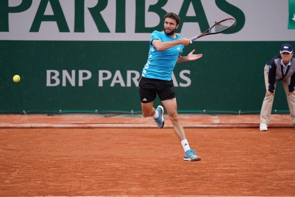 Gilles Simon - 2019 - Roland-Garros