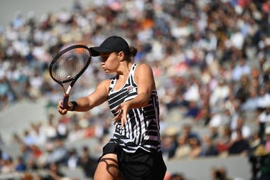 Ashleigh Barty - Roland-Garros 2019 - finale