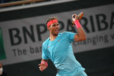 Rafael Nadal, Roland Garros 2020, quarter-finals