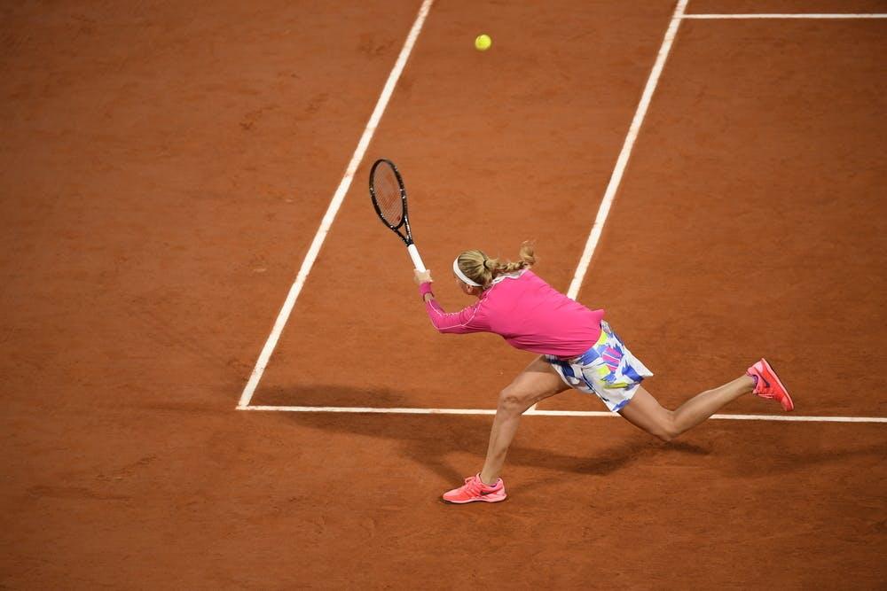 Petra Kvitova, Roland Garros 2020, first round