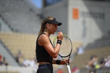 Paula Badosa / Huitièmes de finale Roland-Garros 2021