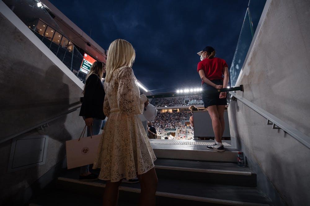Session de soirée Roland-Garros Spectateurs