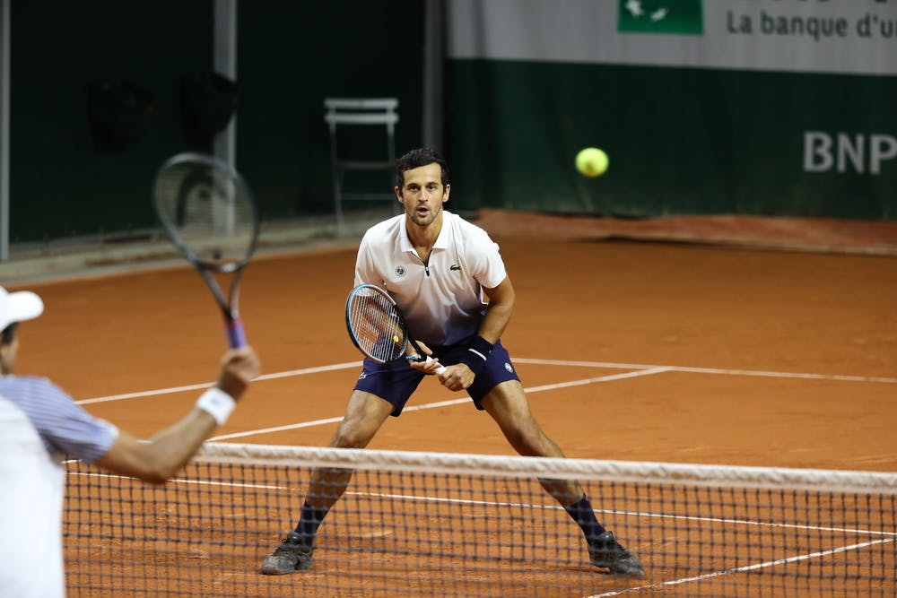 Mate Pavic, Roland Garros 2020 doubles first round