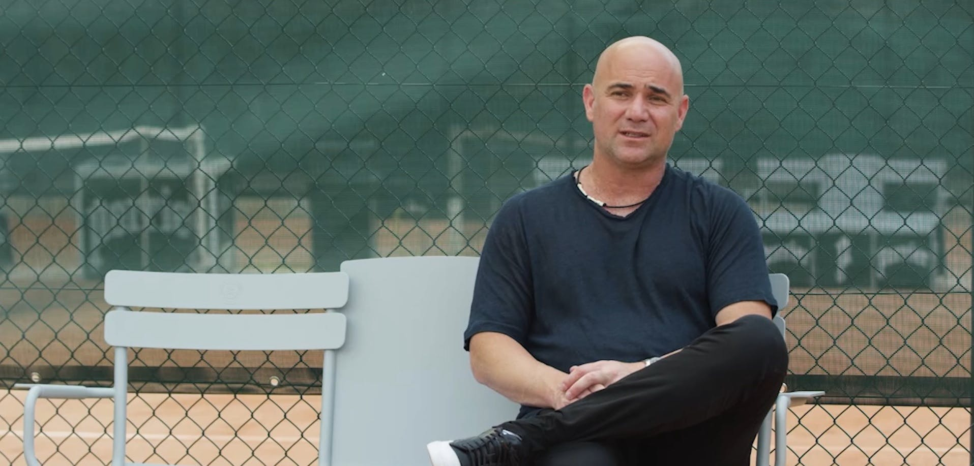Interview Andre Agassi