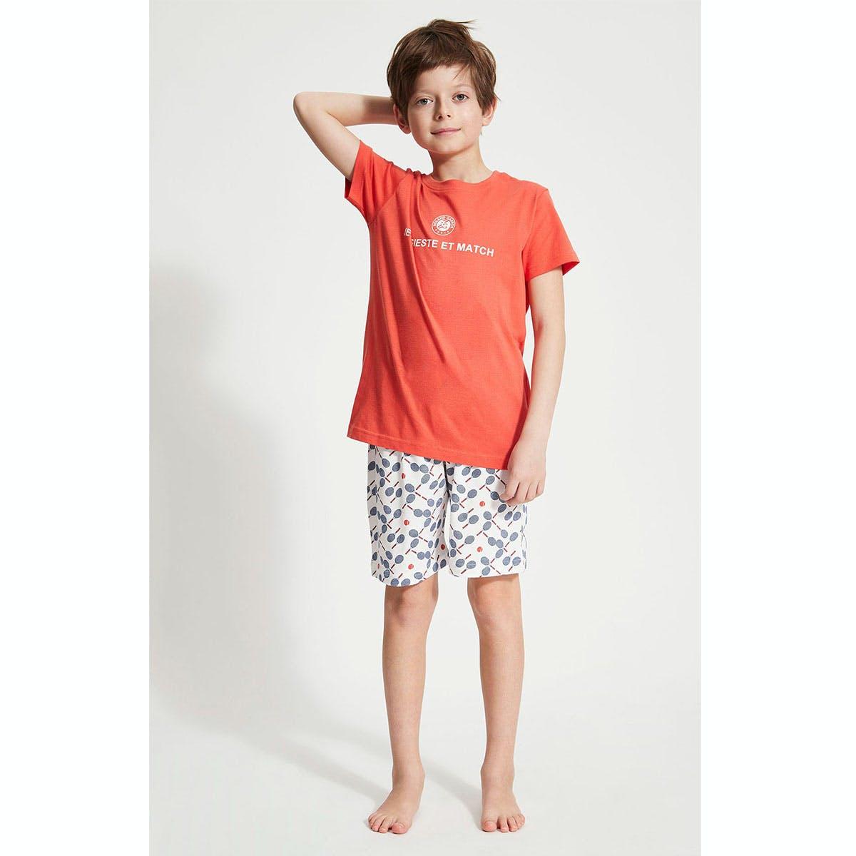 Pyjashort, Arthur, Roland-Garros, Enfants