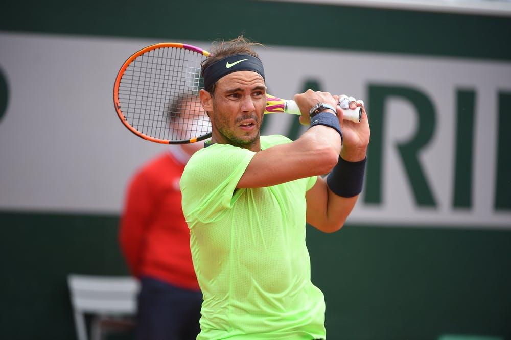 Rafael Nadal, Roland Garros 2021, third round