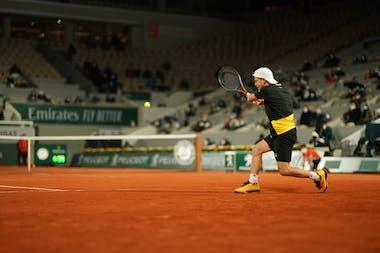 Diego Schwartzman, Roland-Garros 2020, quarts de finale