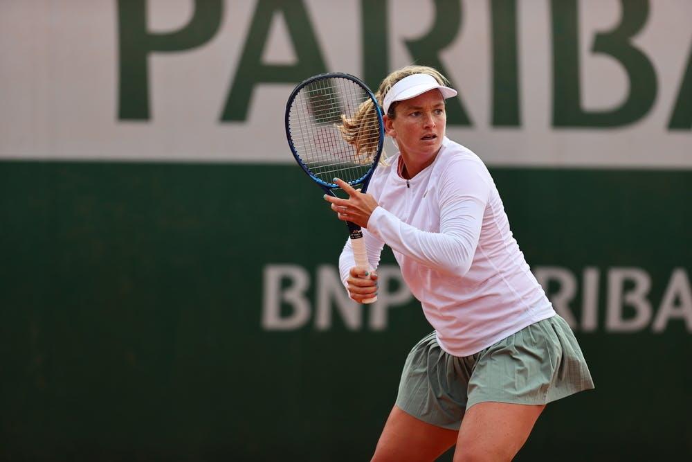 Coco Vandeweghe, Roland-Garros 2021