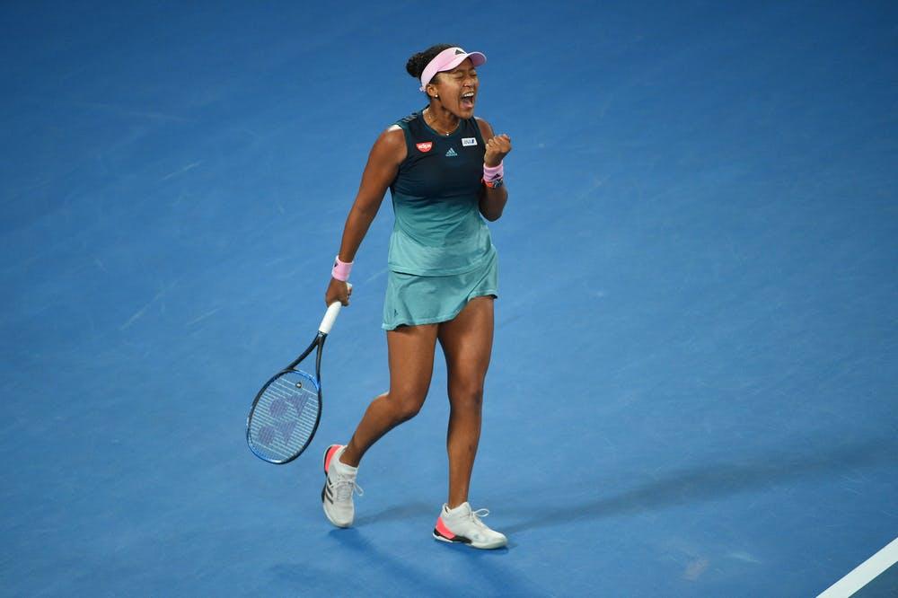 Naomi Osaka a ouvert son palmarès l'an passé à Indian Wells.