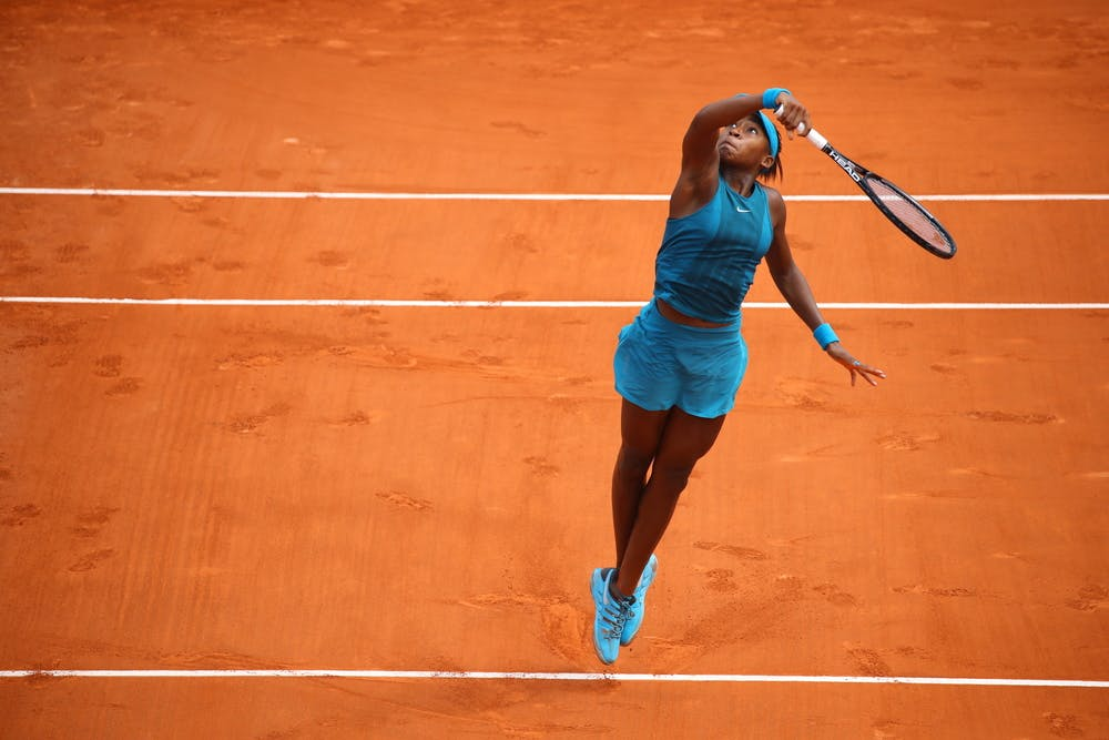 Cori Gauff Roland-Garros 2018
