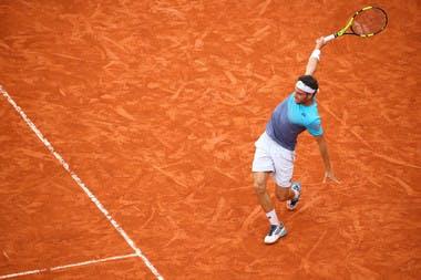 Roland-Garros 2018, 1/4 de finale, Marco Cecchinato