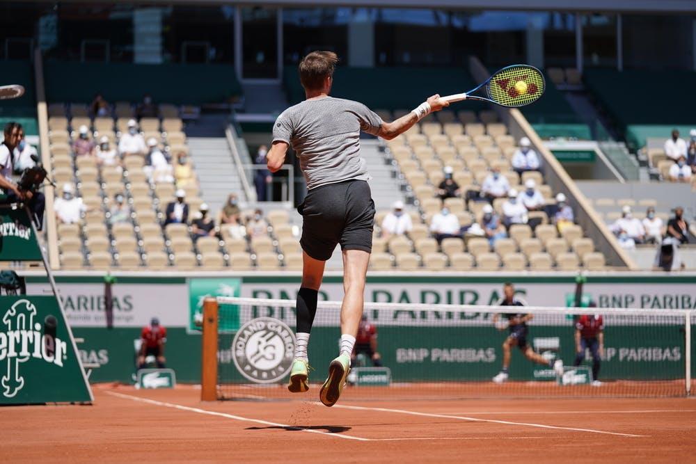 Alexander Bublik, Roland-Garros 2021