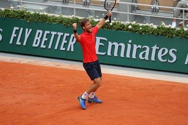 Martin Klizan - Roland-Garros 2019 - 2e tour