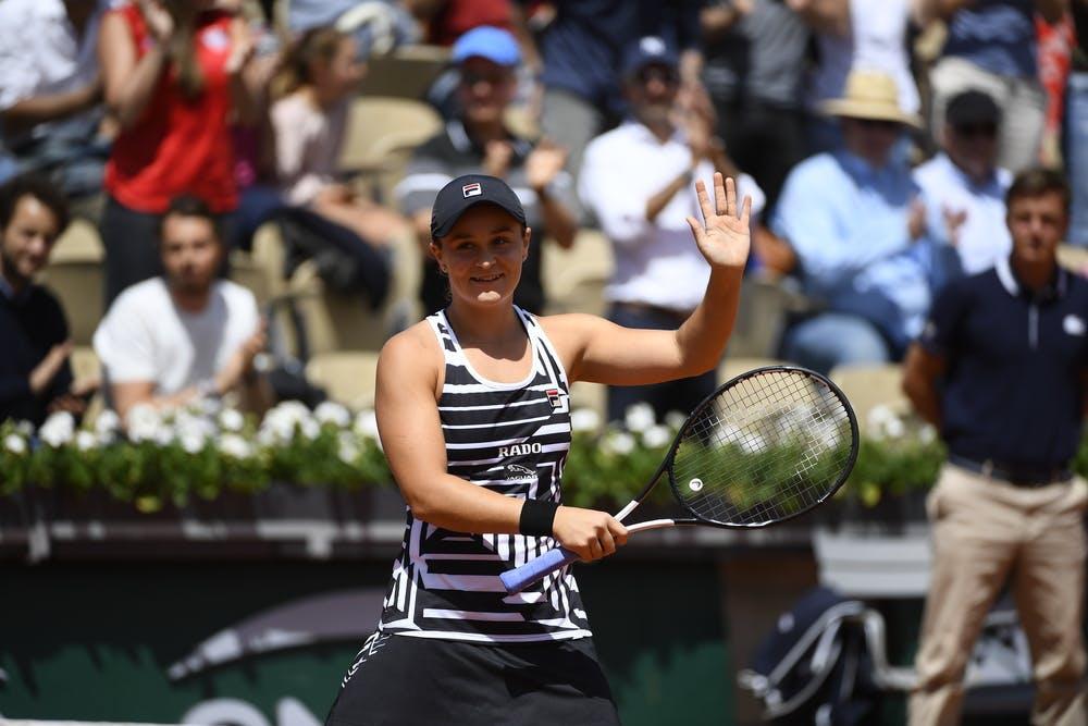 Ashleigh Barty - Roland-Garros 2019 - quarts de finale