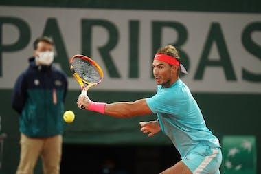 Rafael Nadal, Roland Garros 2020, quarter-final