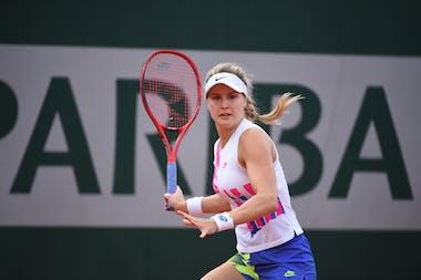 Eugenie Bouchard, Roland Garros, second round
