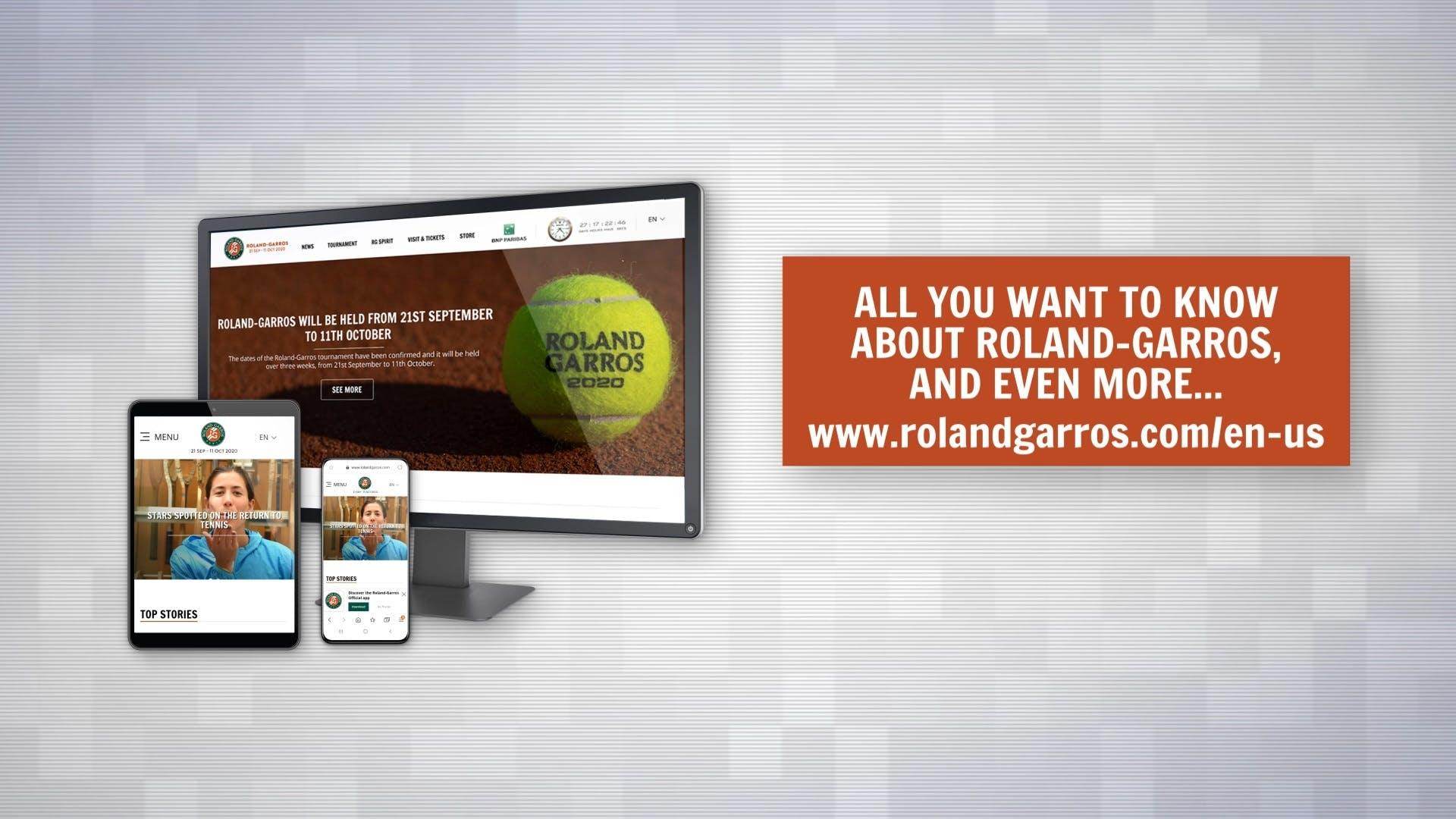 Video rolandgarros.com