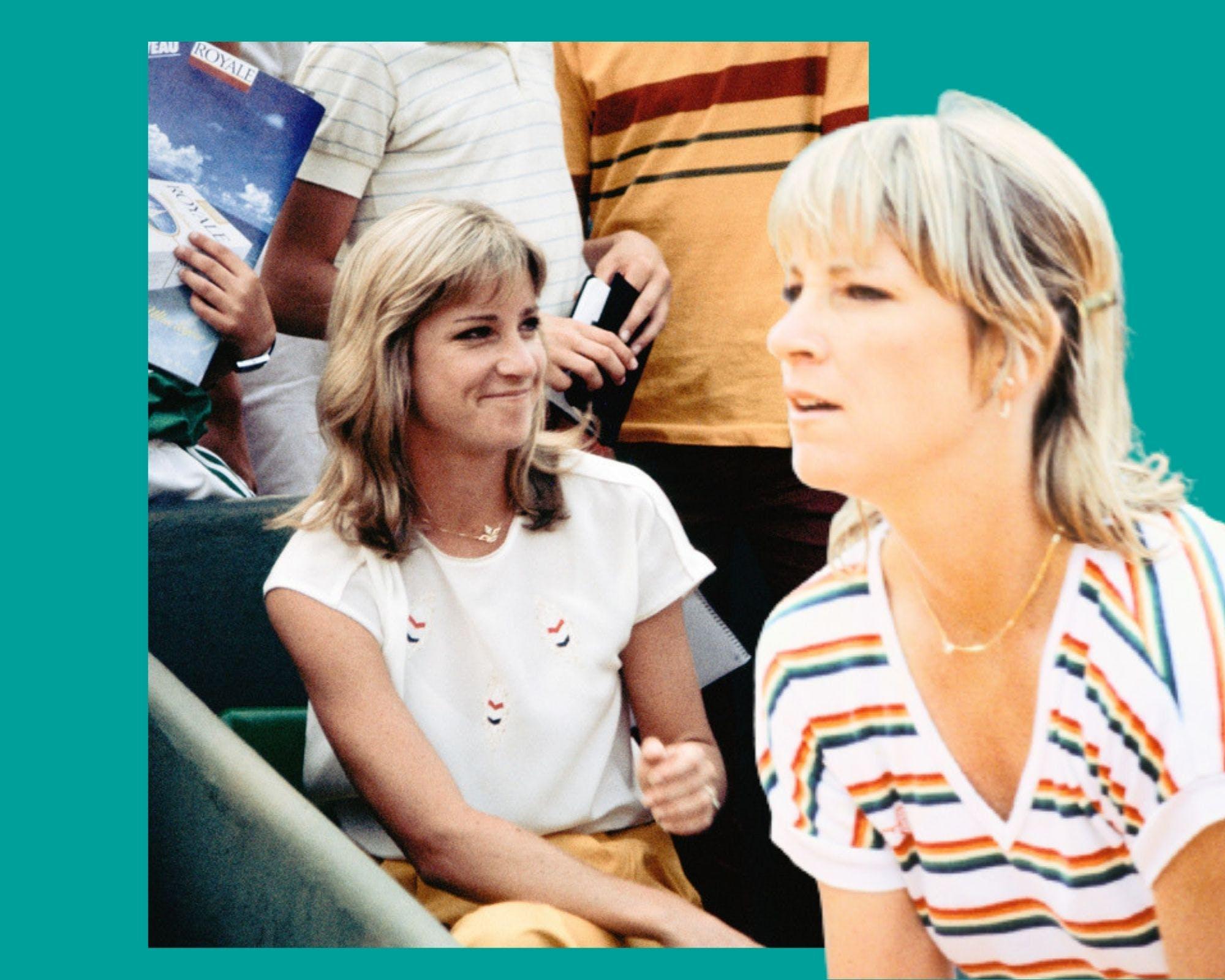Chris Evert Roland-Garros