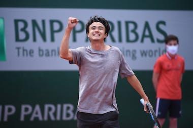 Taro Daniel Roland-Garros 2021