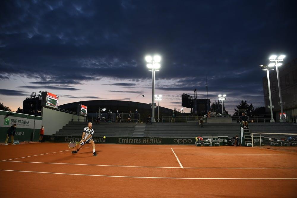 Adrian Mannarino, Roland-Garros 2020