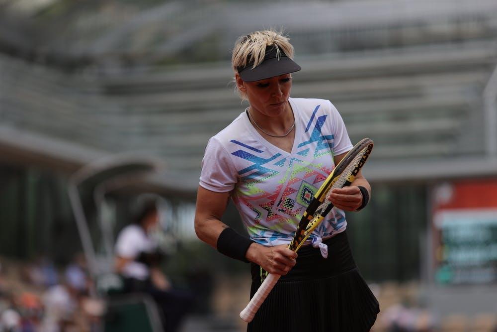 Béthanie Mattek-Sands Roland-Garros
