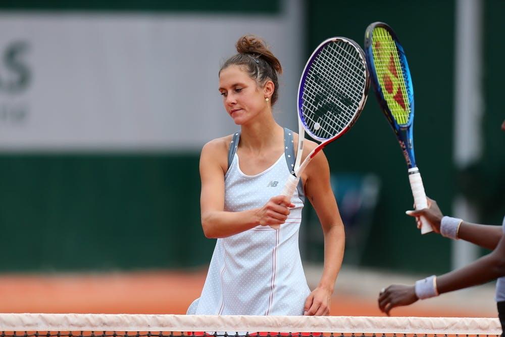 Audrey Albié, Roland Garros 2020, qualifications