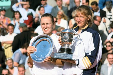 Steffi-Graf-Martina-Hingis-Roland-Garros-1999