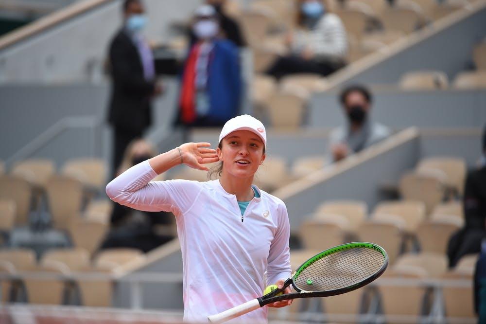 Iga Swiatek Roland-Garros 2020