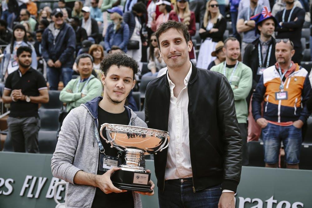 Roland-Garros eSeries - Marvin Nonane - Norman Chatrier