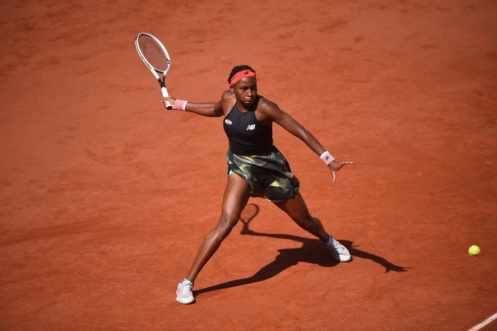 Cori Gauff, Roland-Garros 2021